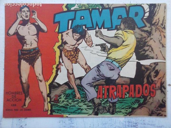 Tebeos: TAMAR COLECCION COMPLETA ORIGINAL SUELTA 1 al 186 - MAGNÍFICO ESTADO, VER TODAS LAS PORTADAS, 1961 - Foto 29 - 135844734