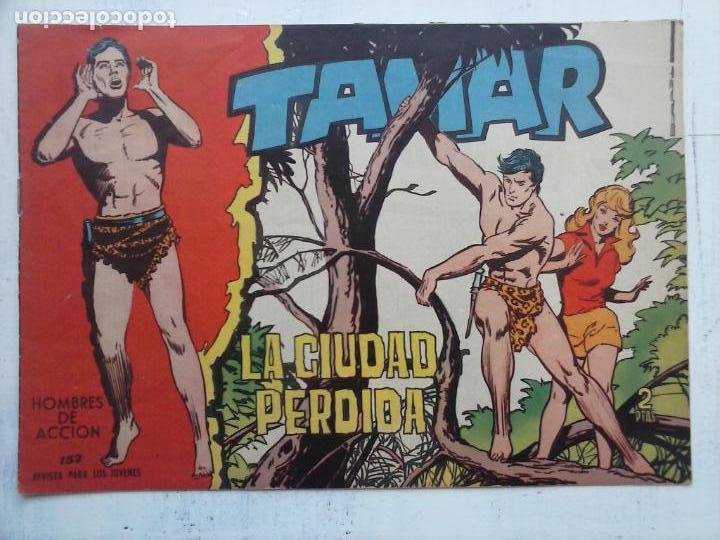 Tebeos: TAMAR COLECCION COMPLETA ORIGINAL SUELTA 1 al 186 - MAGNÍFICO ESTADO, VER TODAS LAS PORTADAS, 1961 - Foto 30 - 135844734