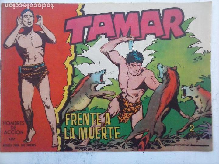 Tebeos: TAMAR COLECCION COMPLETA ORIGINAL SUELTA 1 al 186 - MAGNÍFICO ESTADO, VER TODAS LAS PORTADAS, 1961 - Foto 32 - 135844734