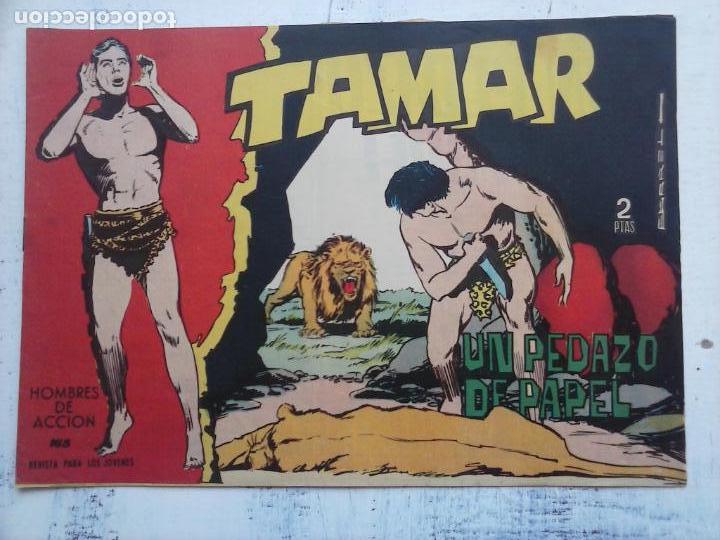 Tebeos: TAMAR COLECCION COMPLETA ORIGINAL SUELTA 1 al 186 - MAGNÍFICO ESTADO, VER TODAS LAS PORTADAS, 1961 - Foto 36 - 135844734