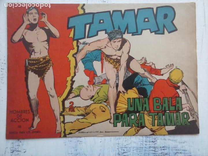 Tebeos: TAMAR COLECCION COMPLETA ORIGINAL SUELTA 1 al 186 - MAGNÍFICO ESTADO, VER TODAS LAS PORTADAS, 1961 - Foto 42 - 135844734