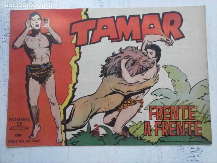 Tebeos: TAMAR COLECCION COMPLETA ORIGINAL SUELTA 1 al 186 - MAGNÍFICO ESTADO, VER TODAS LAS PORTADAS, 1961 - Foto 44 - 135844734