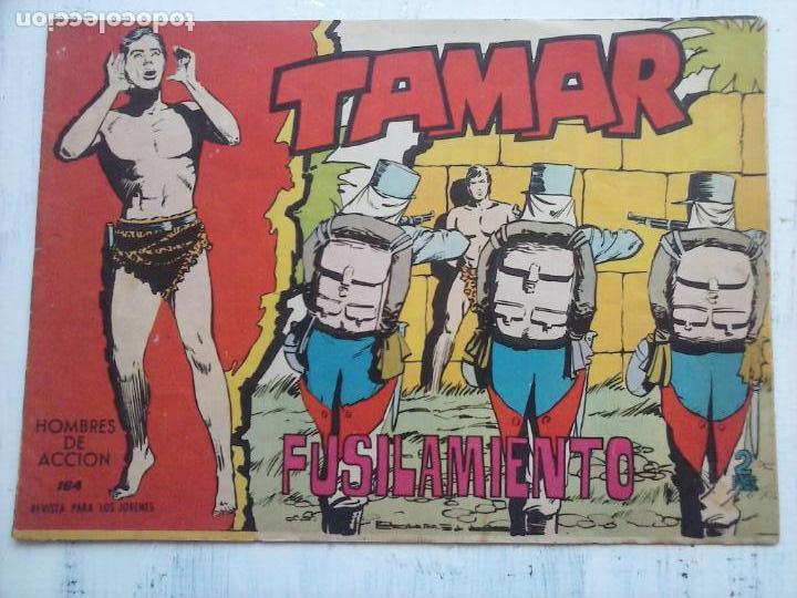 Tebeos: TAMAR COLECCION COMPLETA ORIGINAL SUELTA 1 al 186 - MAGNÍFICO ESTADO, VER TODAS LAS PORTADAS, 1961 - Foto 68 - 135844734