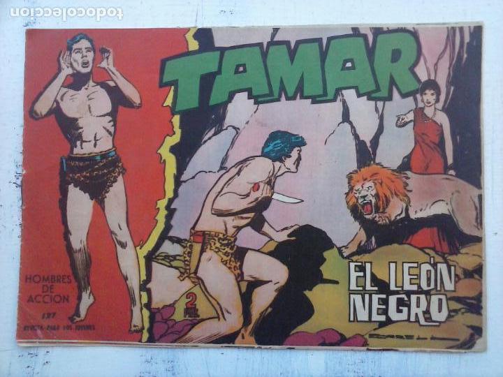 Tebeos: TAMAR COLECCION COMPLETA ORIGINAL SUELTA 1 al 186 - MAGNÍFICO ESTADO, VER TODAS LAS PORTADAS, 1961 - Foto 80 - 135844734