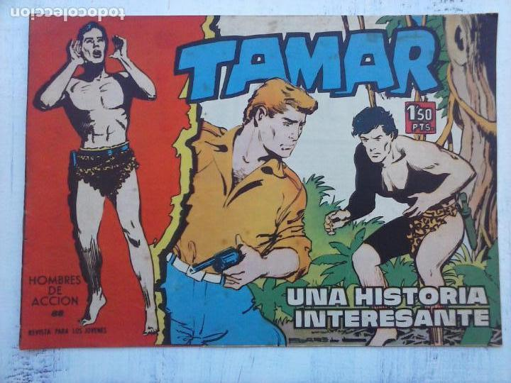 Tebeos: TAMAR COLECCION COMPLETA ORIGINAL SUELTA 1 al 186 - MAGNÍFICO ESTADO, VER TODAS LAS PORTADAS, 1961 - Foto 85 - 135844734