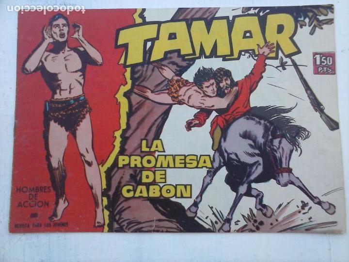 Tebeos: TAMAR COLECCION COMPLETA ORIGINAL SUELTA 1 al 186 - MAGNÍFICO ESTADO, VER TODAS LAS PORTADAS, 1961 - Foto 94 - 135844734