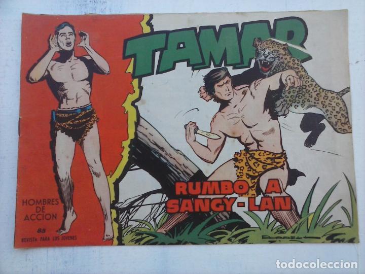 Tebeos: TAMAR COLECCION COMPLETA ORIGINAL SUELTA 1 al 186 - MAGNÍFICO ESTADO, VER TODAS LAS PORTADAS, 1961 - Foto 98 - 135844734