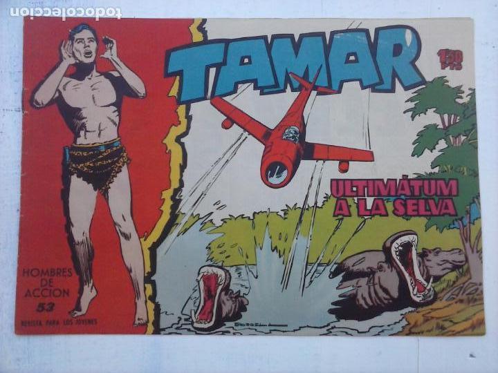 Tebeos: TAMAR COLECCION COMPLETA ORIGINAL SUELTA 1 al 186 - MAGNÍFICO ESTADO, VER TODAS LAS PORTADAS, 1961 - Foto 106 - 135844734