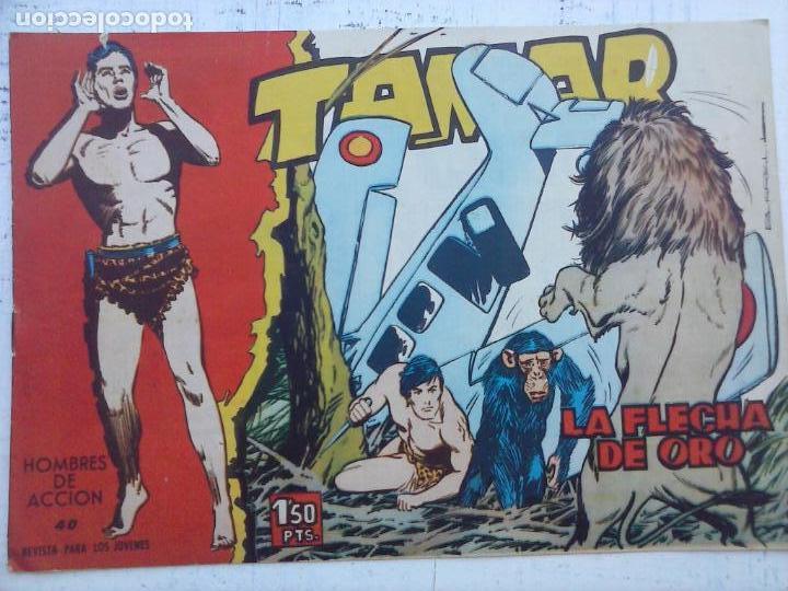 Tebeos: TAMAR COLECCION COMPLETA ORIGINAL SUELTA 1 al 186 - MAGNÍFICO ESTADO, VER TODAS LAS PORTADAS, 1961 - Foto 108 - 135844734