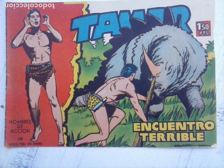 Tebeos: TAMAR COLECCION COMPLETA ORIGINAL SUELTA 1 al 186 - MAGNÍFICO ESTADO, VER TODAS LAS PORTADAS, 1961 - Foto 128 - 135844734