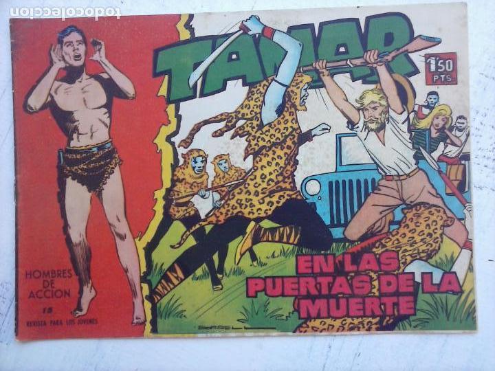 Tebeos: TAMAR COLECCION COMPLETA ORIGINAL SUELTA 1 al 186 - MAGNÍFICO ESTADO, VER TODAS LAS PORTADAS, 1961 - Foto 129 - 135844734