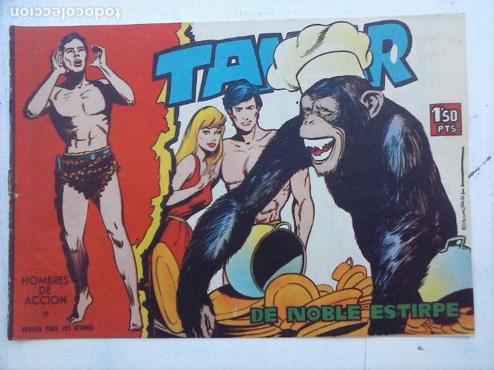 Tebeos: TAMAR COLECCION COMPLETA ORIGINAL SUELTA 1 al 186 - MAGNÍFICO ESTADO, VER TODAS LAS PORTADAS, 1961 - Foto 138 - 135844734