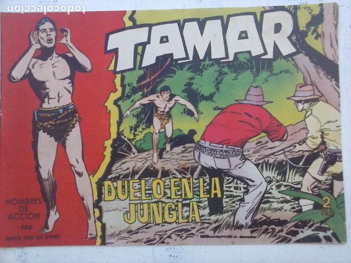 Tebeos: TAMAR COLECCION COMPLETA ORIGINAL SUELTA 1 al 186 - MAGNÍFICO ESTADO, VER TODAS LAS PORTADAS, 1961 - Foto 139 - 135844734