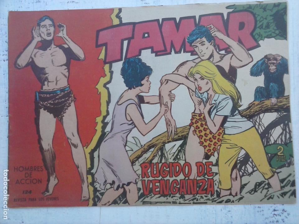 Tebeos: TAMAR COLECCION COMPLETA ORIGINAL SUELTA 1 al 186 - MAGNÍFICO ESTADO, VER TODAS LAS PORTADAS, 1961 - Foto 143 - 135844734