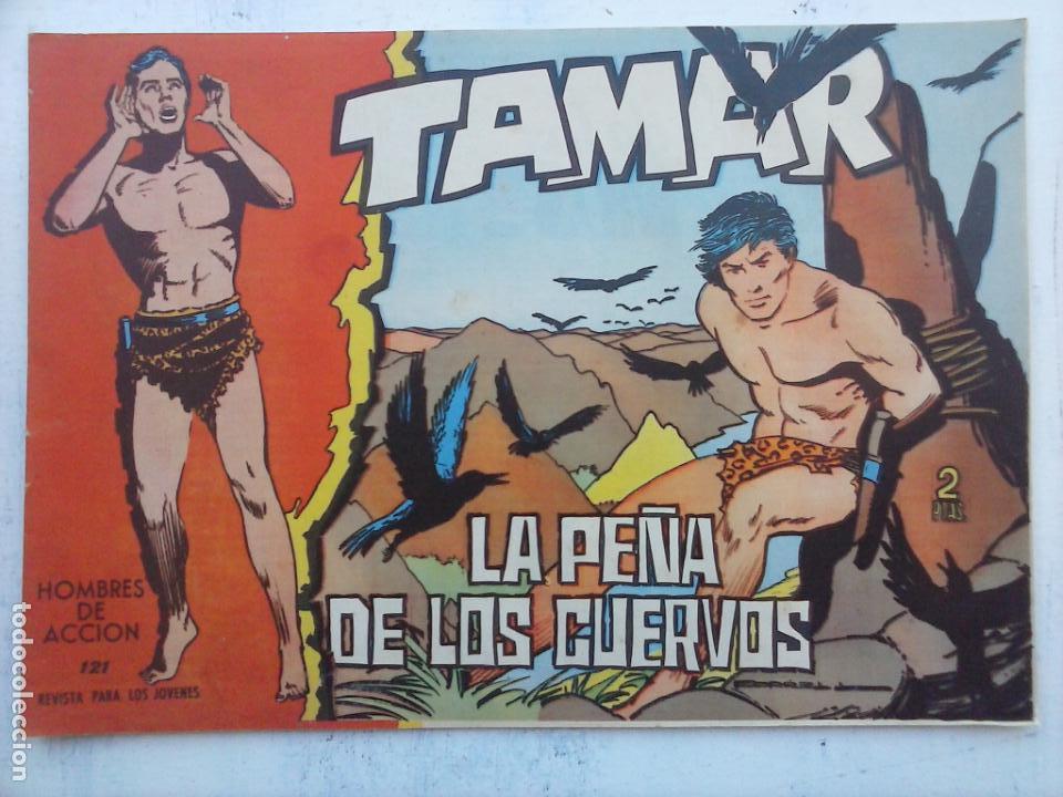Tebeos: TAMAR COLECCION COMPLETA ORIGINAL SUELTA 1 al 186 - MAGNÍFICO ESTADO, VER TODAS LAS PORTADAS, 1961 - Foto 151 - 135844734