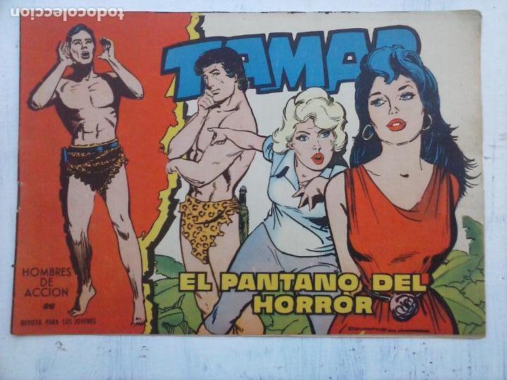 Tebeos: TAMAR COLECCION COMPLETA ORIGINAL SUELTA 1 al 186 - MAGNÍFICO ESTADO, VER TODAS LAS PORTADAS, 1961 - Foto 157 - 135844734