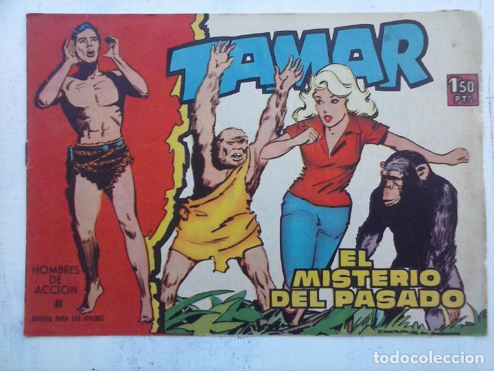Tebeos: TAMAR COLECCION COMPLETA ORIGINAL SUELTA 1 al 186 - MAGNÍFICO ESTADO, VER TODAS LAS PORTADAS, 1961 - Foto 161 - 135844734