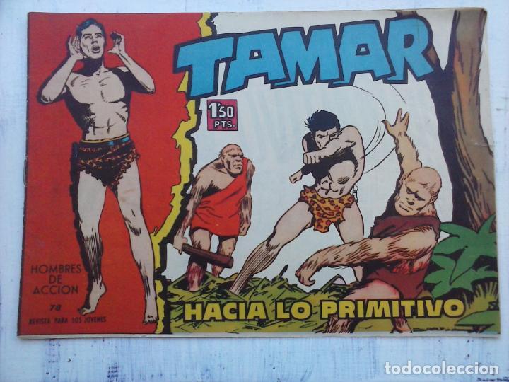 Tebeos: TAMAR COLECCION COMPLETA ORIGINAL SUELTA 1 al 186 - MAGNÍFICO ESTADO, VER TODAS LAS PORTADAS, 1961 - Foto 163 - 135844734