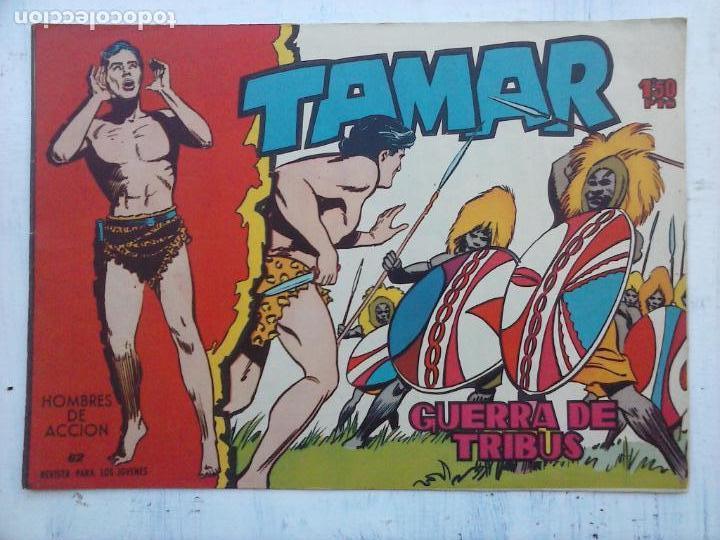 Tebeos: TAMAR COLECCION COMPLETA ORIGINAL SUELTA 1 al 186 - MAGNÍFICO ESTADO, VER TODAS LAS PORTADAS, 1961 - Foto 172 - 135844734