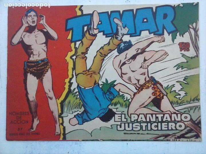 Tebeos: TAMAR COLECCION COMPLETA ORIGINAL SUELTA 1 al 186 - MAGNÍFICO ESTADO, VER TODAS LAS PORTADAS, 1961 - Foto 175 - 135844734