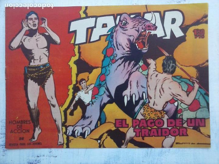 Tebeos: TAMAR COLECCION COMPLETA ORIGINAL SUELTA 1 al 186 - MAGNÍFICO ESTADO, VER TODAS LAS PORTADAS, 1961 - Foto 176 - 135844734