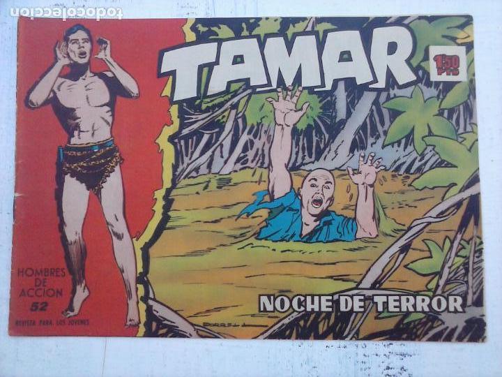 Tebeos: TAMAR COLECCION COMPLETA ORIGINAL SUELTA 1 al 186 - MAGNÍFICO ESTADO, VER TODAS LAS PORTADAS, 1961 - Foto 178 - 135844734