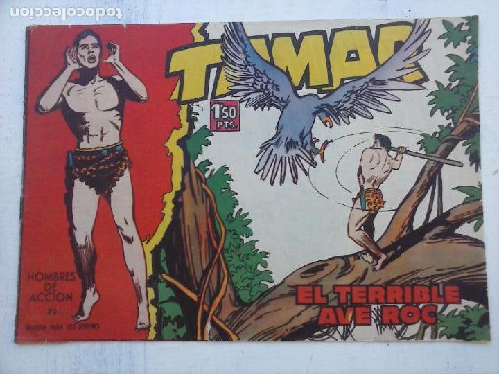 Tebeos: TAMAR COLECCION COMPLETA ORIGINAL SUELTA 1 al 186 - MAGNÍFICO ESTADO, VER TODAS LAS PORTADAS, 1961 - Foto 179 - 135844734