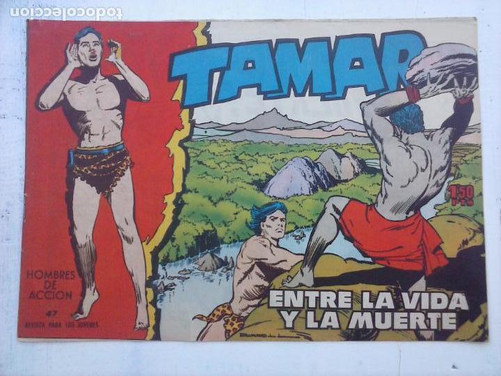 Tebeos: TAMAR COLECCION COMPLETA ORIGINAL SUELTA 1 al 186 - MAGNÍFICO ESTADO, VER TODAS LAS PORTADAS, 1961 - Foto 182 - 135844734