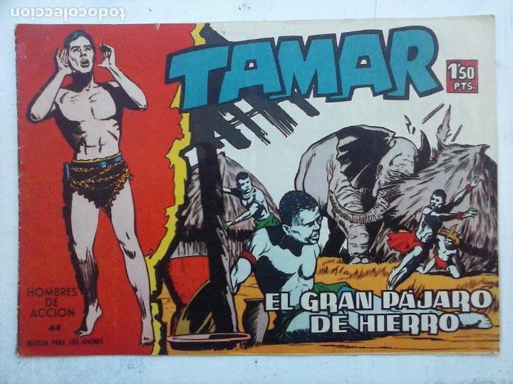 Tebeos: TAMAR COLECCION COMPLETA ORIGINAL SUELTA 1 al 186 - MAGNÍFICO ESTADO, VER TODAS LAS PORTADAS, 1961 - Foto 184 - 135844734
