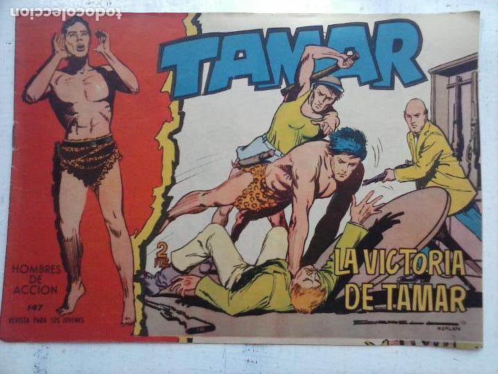 Tebeos: 147 La victoria de Tamar - Foto 195 - 135844734