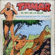 Tebeos: TAMAR - TORAY - COMPLETA DE 40 NUMEROS. Lote 136101618