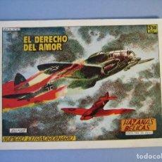 Tebeos: HAZAÑAS BELICAS (1950, TORAY) -2ª- 217 · 3-X-1958 · EL DERECHO DEL AMOR. NÚMERO EXTRAORDINARIO. Lote 136427130