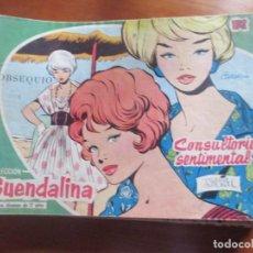 Tebeos: GUENDALINA -LOTE DE 47. Lote 136468234