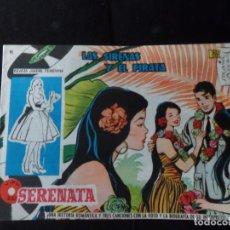 Tebeos: SERENATA. Nº 91 LAS SIRENAS Y EL PIRATA 1959. EDITORIAL TORAY . Lote 136549610