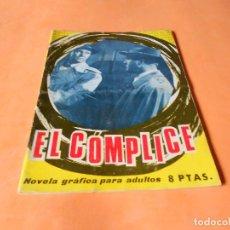 Tebeos: BRIGADA SECRETA Nº 141. EL COMPLICE. TORAY 1966. Lote 136814374