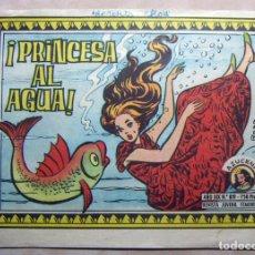 Livros de Banda Desenhada: COLECCION AZUCENA TORAY Nº 819 PRINCESA AL AGUA ORIGINAL. Lote 137178406