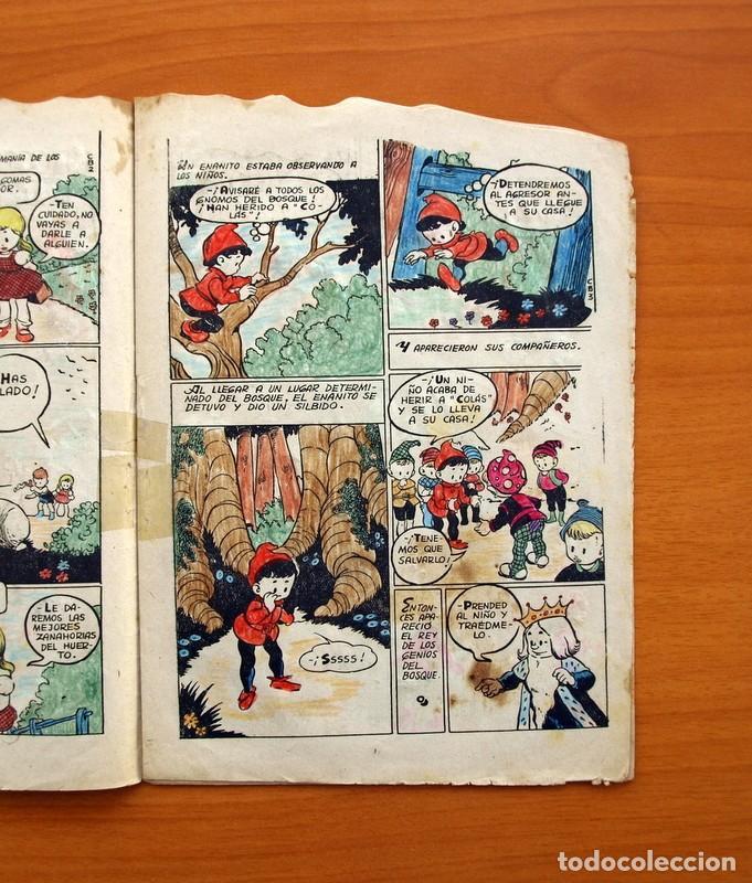 Tebeos: Cuentos de la abuelita - Troquelados - nº 1, El conejito blanco - Ediciones Toray 1949 - Foto 3 - 137391674