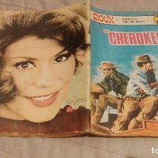 Tebeos: SIOUX - Nº 97 CHEROKE - EDICIONES TORAY 1967 . Lote 137537450