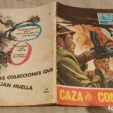 Tebeos: RELATOS DE GUERRA Nº 162- CAZA DE COMANDOS. Lote 137540946