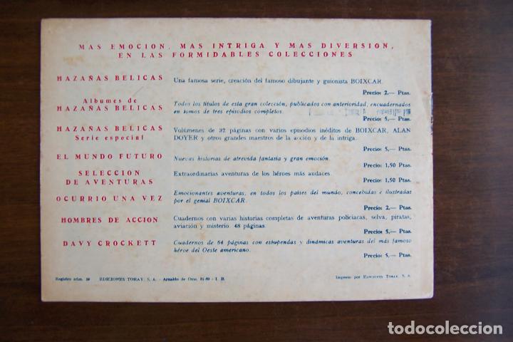 Tebeos: lote mundo futuro, 100 nº, fotos individual de 104 incluido los almanaques - Foto 167 - 132716850