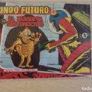 Tebeos: TORAY,- ALMANAQUE MUNDO FUTURO Nº 93 ORIGINAL. Lote 137715286