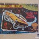 Tebeos: TORAY,- ALMANAQUE MUNDO FUTURO Nº97 ORIGINAL. Lote 137715782