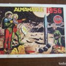 Tebeos: TORAY,- ALMANAQUE MUNDO FUTURO 1956 ORIGINAL . Lote 137716470