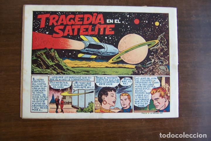 Tebeos: toray,- almanaque mundo futuro 1956 original - Foto 2 - 137716470