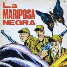 Tebeos: HAZAÑAS BÉLICAS- GORILA- Nº 297 -LA MARIPOSA NEGRA-GRAN ALAN DOYER-1969-RESERVADO-BUENO-LEAN-9585. Lote 206870670
