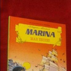 Tebeos: MARINA MAR ENDINS - CORTEGGIANI & FRANCHAND . ED. TORAY - CARTONE - EN CATALAN. Lote 137906986