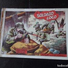 BDs: HAZAÑAS BELICAS Nº 79 NUMERO EXTRAORDINARIO EDITORIAL TORAY ORIGINAL . Lote 137944186