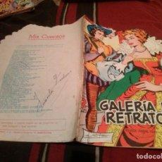 Tebeos: COLECCION MIS CUENTOS Nº 229 GALERIA DE RETRATOS - EDICIONES TORAY. Lote 139160918