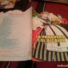 Tebeos: COLECCION MIS CUENTOS Nº 243 LA PANADERA Y EL ALCALDE - EDICIONES TORAY. Lote 139163290