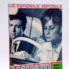 Giornalini: ESPIONAJE 23. ACCIDENTE CASUAL (M.V. RODOREDA / VICENTE FARRÉS) TORAY, 1966. Lote 139394646